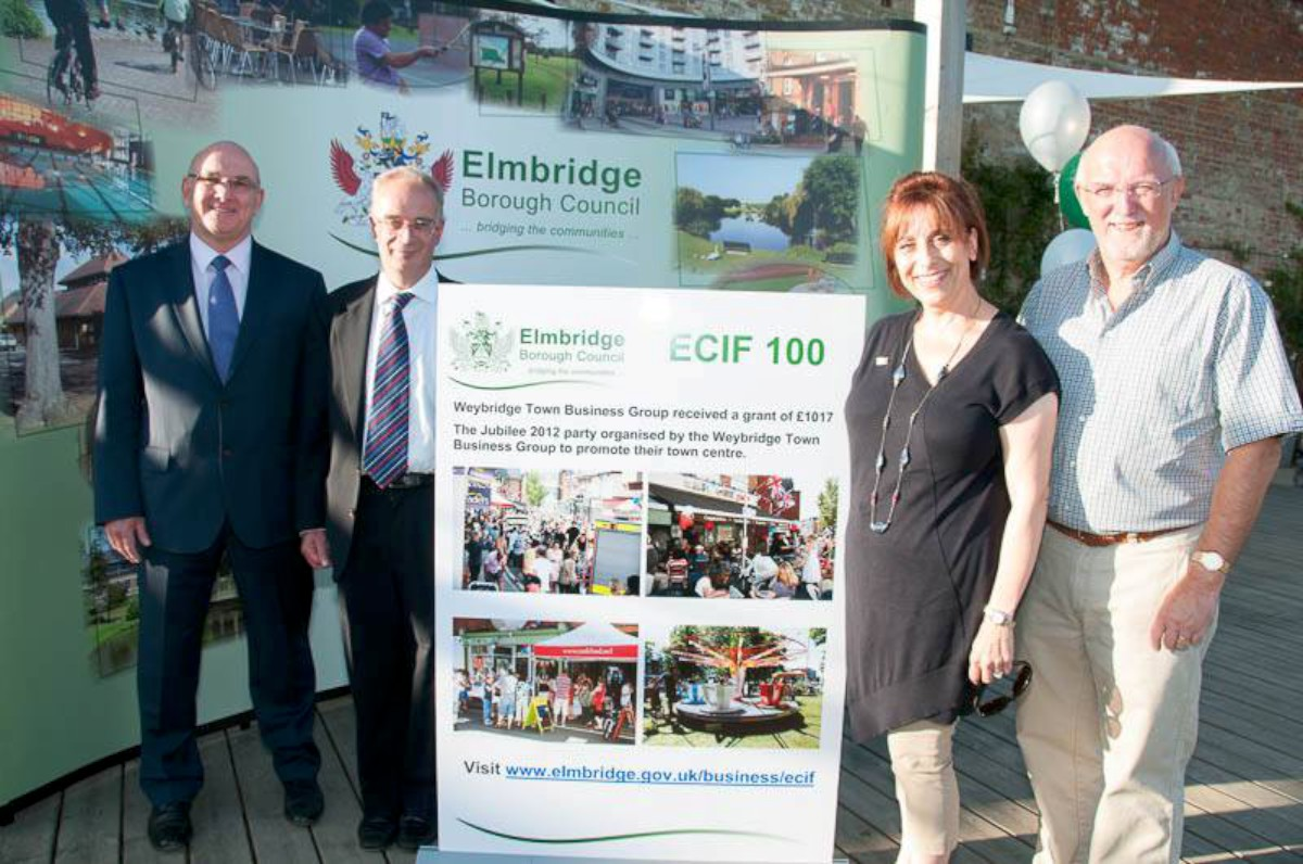 Previous event: The scheme has given out £900k to date