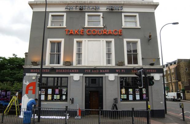 This Is Local London: PubSpy reviews the Amersham Arms in New Cross