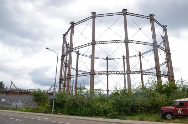 Is Kingston's old gasworks site still up for grabs?
