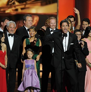 Modern Family crowned at Emmys