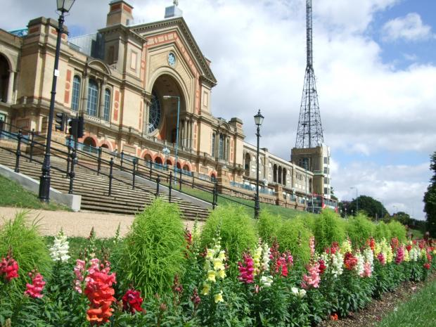 The count will take place at Alexandra Palace tonight
