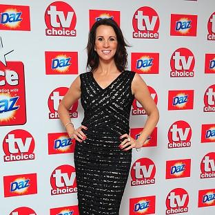 Andrea McLean has revealed how she went through a breast cancer scare