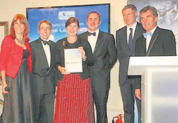 Winners in 2012 - see who got the Richmond Business Awards honours for this year below