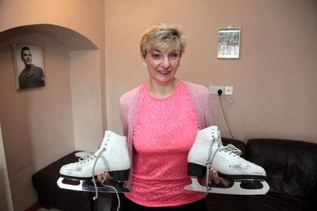 Blind ice dancer nominated for Merton Civic Award