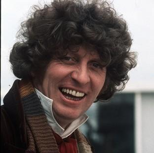 This Is Local London: Tom Baker is still remembered fondly from his Doctor Who days