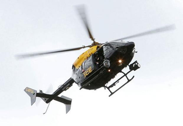 This Is Local London: Police helicopter in search for missing woman