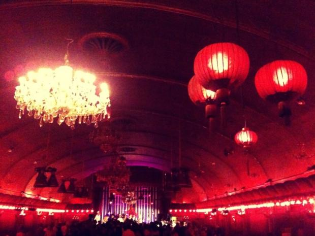 This Is Local London: Rivoli Ballroom to host glamorous Strictly Ballroom evening