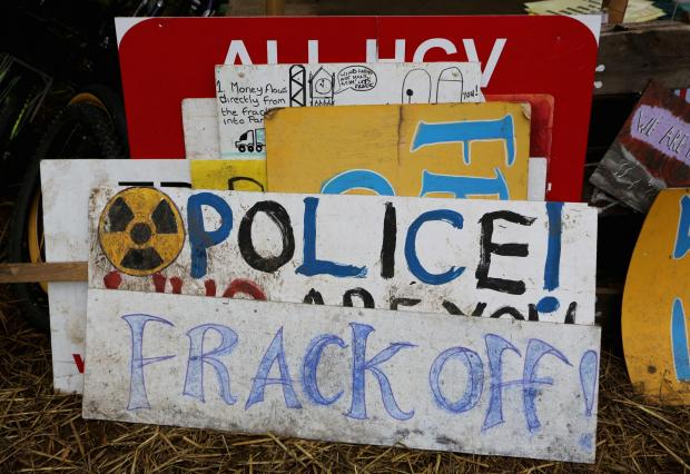 Council tax boost for fracking