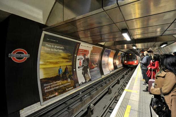 This Is Local London: There are 270 stations that make up the London Underground
