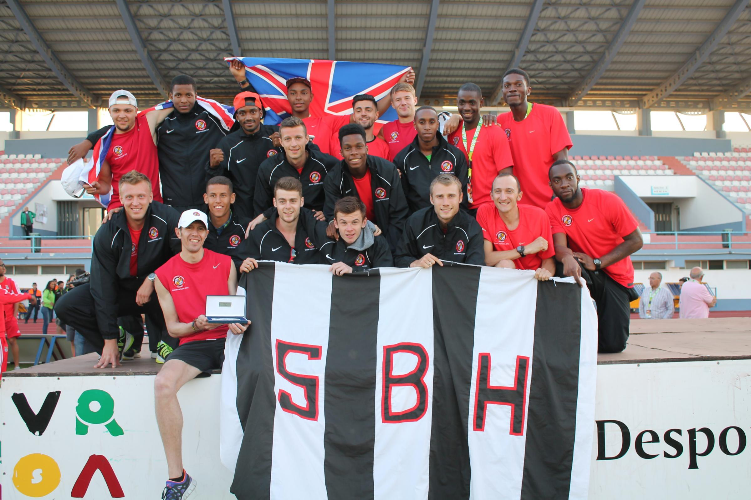 ATHLETICS: Success for Harriers at home and abroad