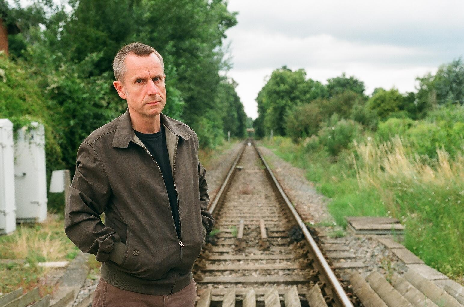 Jeremy Hardy will be bringing his new stand-up show to the Epsom Playhouse on December 6