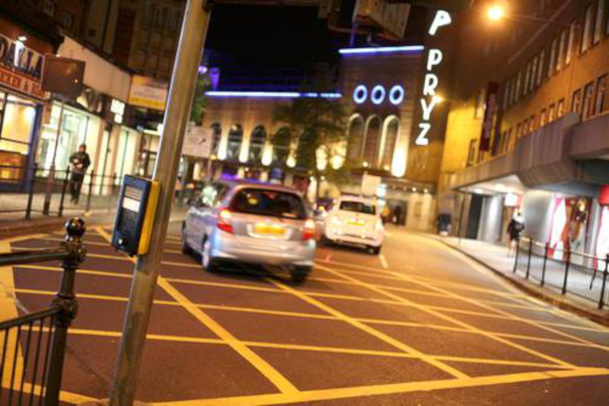 Lucrative box junctions added another £100,000 in fines in December