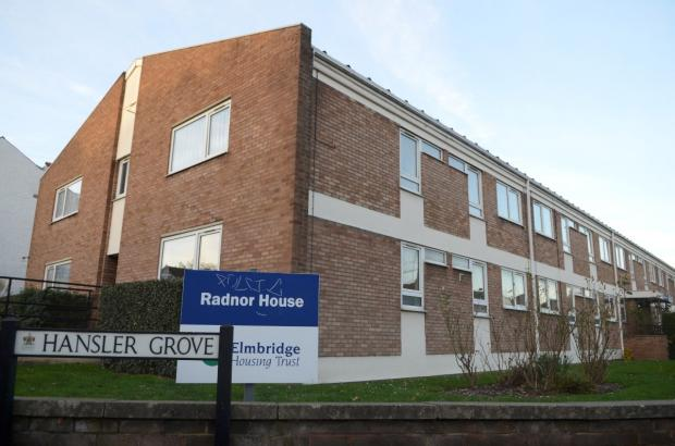 Radnor House: Ready for a housing revamp