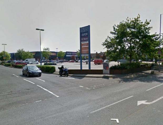 Four men appear in court after alleged 'foiled' armed robbery at PC World New Malden