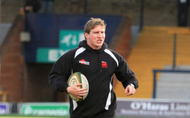 This Is Local London: Long-term agenda: Ollie Smith at London Welsh
