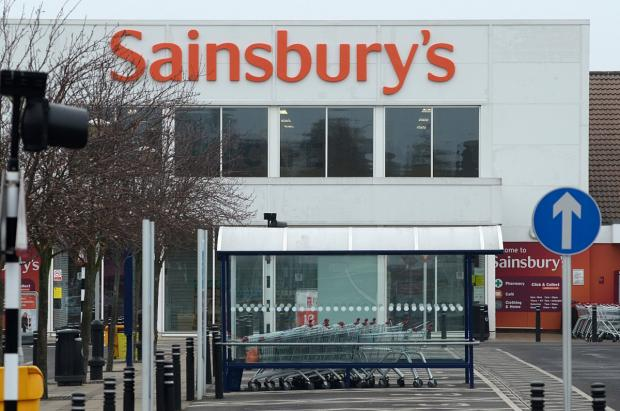 This Is Local London: Sainsbury's in Kiln Lane, Epsom