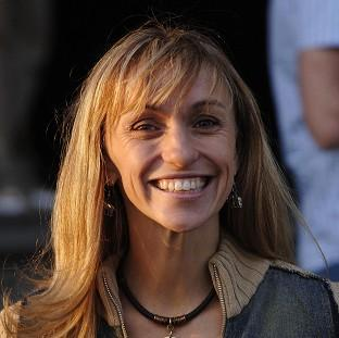 "This Is Local London: Michaela Strachan says she did not enjoy getting ""glammed up in a swimsuit"" for Splash!"