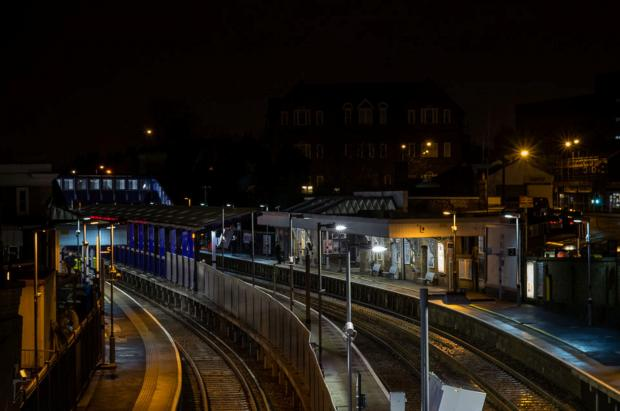 This Is Local London: The new and improved station. Photo credit: Rich Cottee