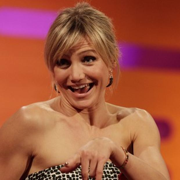 This Is Local London: Cameron Diaz isn't a fan of Botox