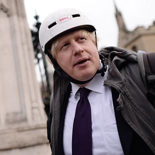 Mayor of London Boris Johnson used a radio programme to poke fun at Deputy Prime Minister Nick Clegg.