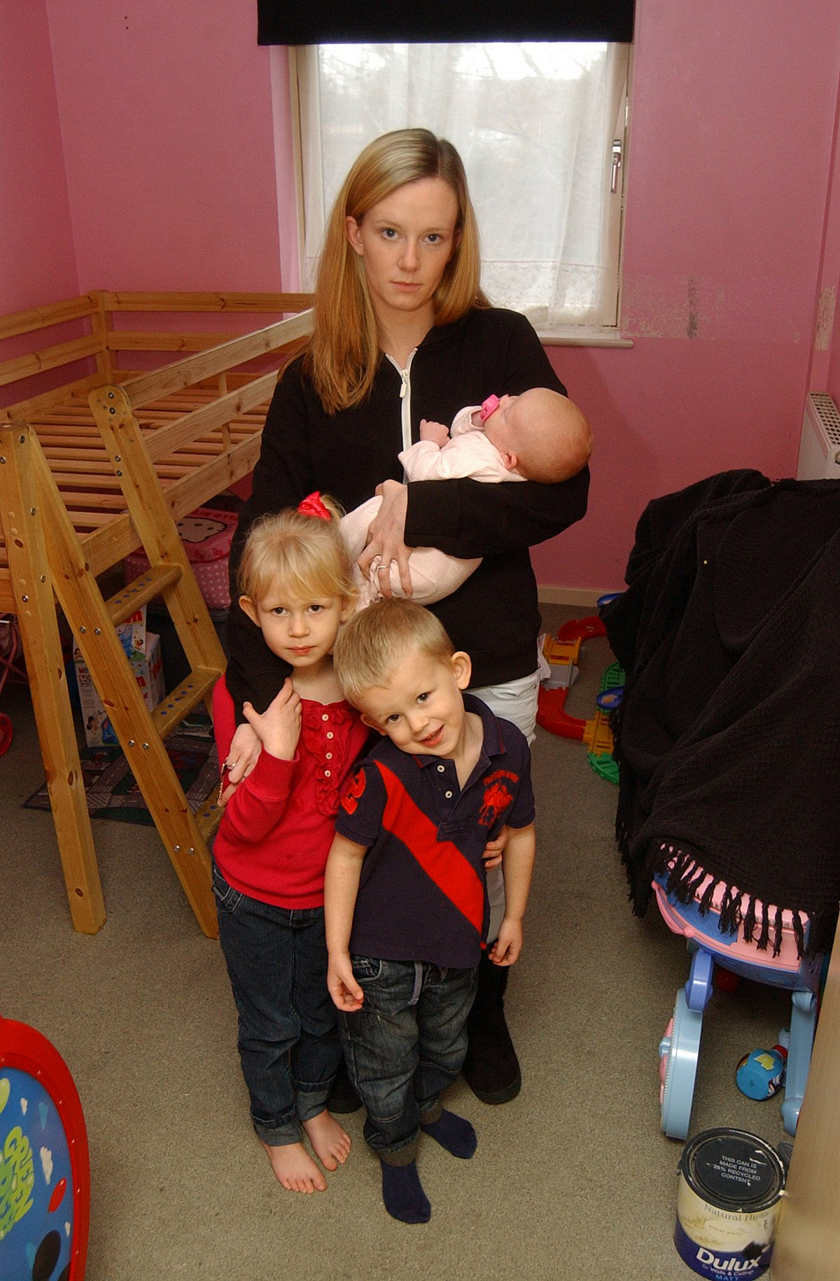 St Mary Cray mother left homeless for Christmas after roof of her block of flats falls in