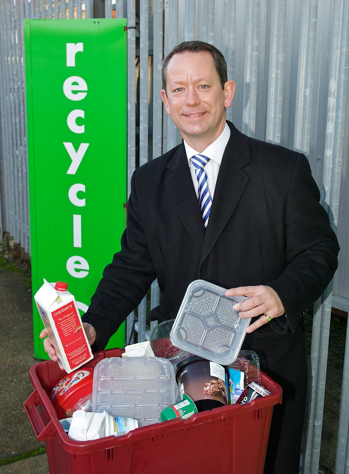 Boost for Bexley residents' recycling