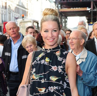 Denise Van Outen split from Lee Mead after four years of marriage