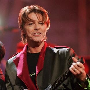 This Is Local London: David Bowie has been nominated for two awards at this year's Brits