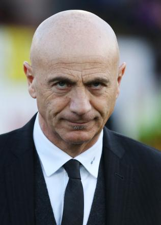 Watford head coach Beppe Sannino. Picture: Action Images