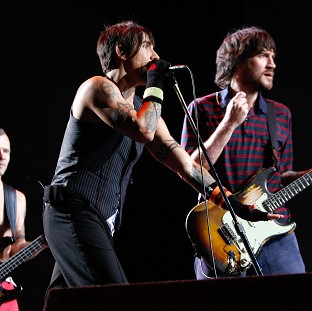 The Red Hot Chili Peppers will play at the Super Bowl next month
