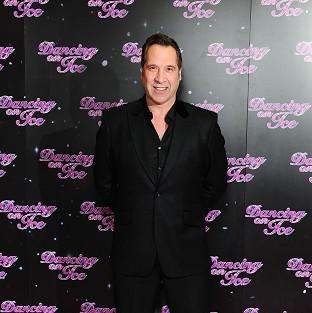 This Is Local London: David Seaman made his exit from ITV's Dancing On Ice