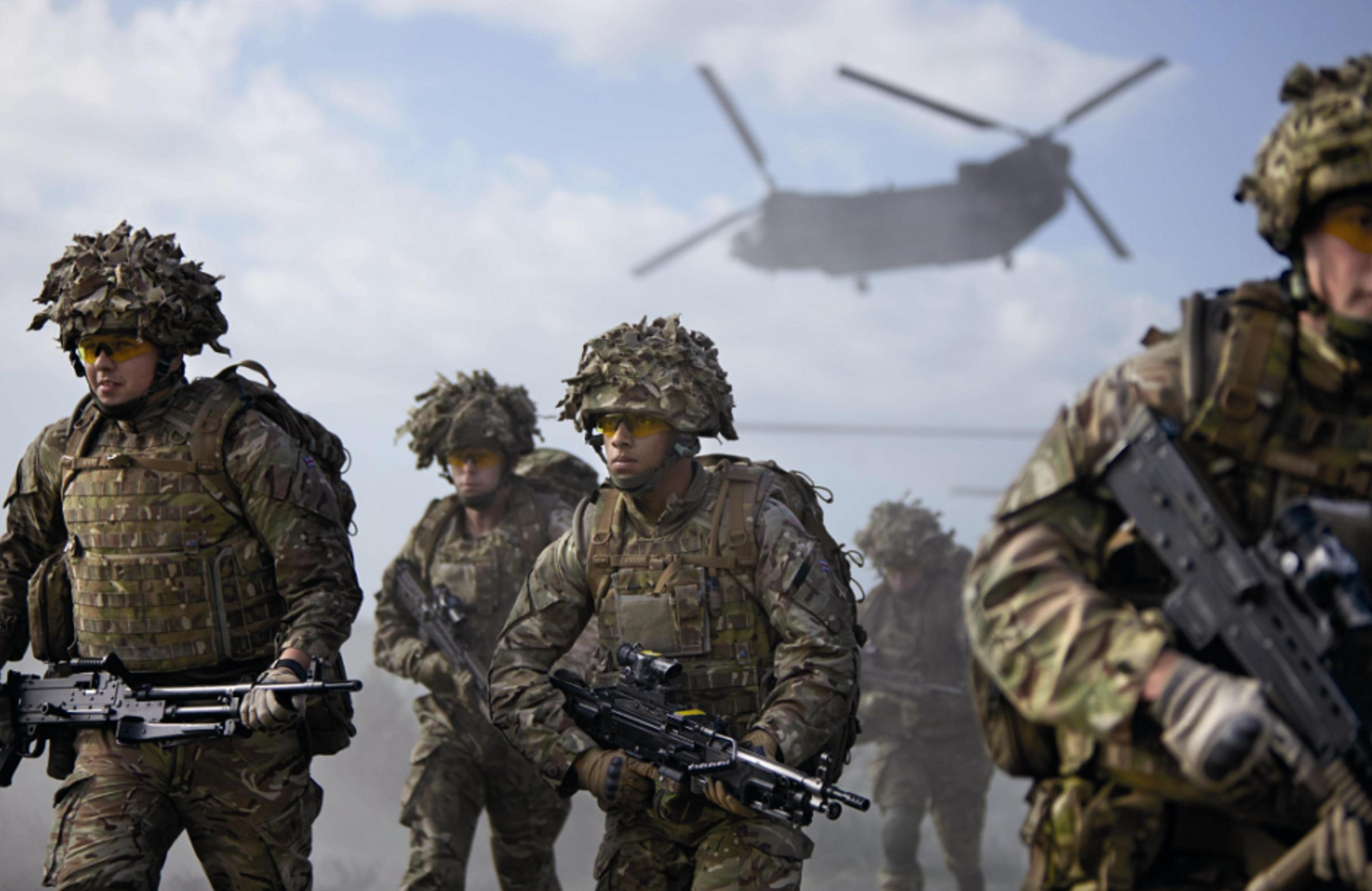 An army recruitment event will be held in Ewell as part of its More Than Meets the Eye campaign