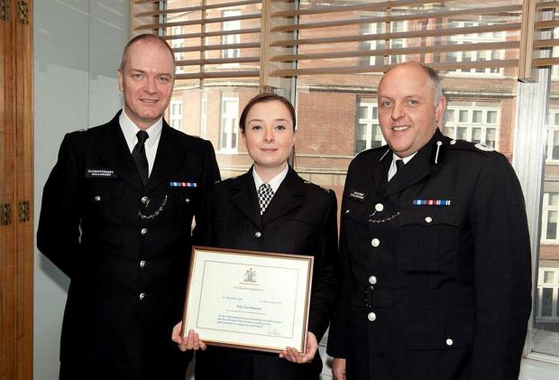 This Is Local London: Special Police Constable Lisa Wharram