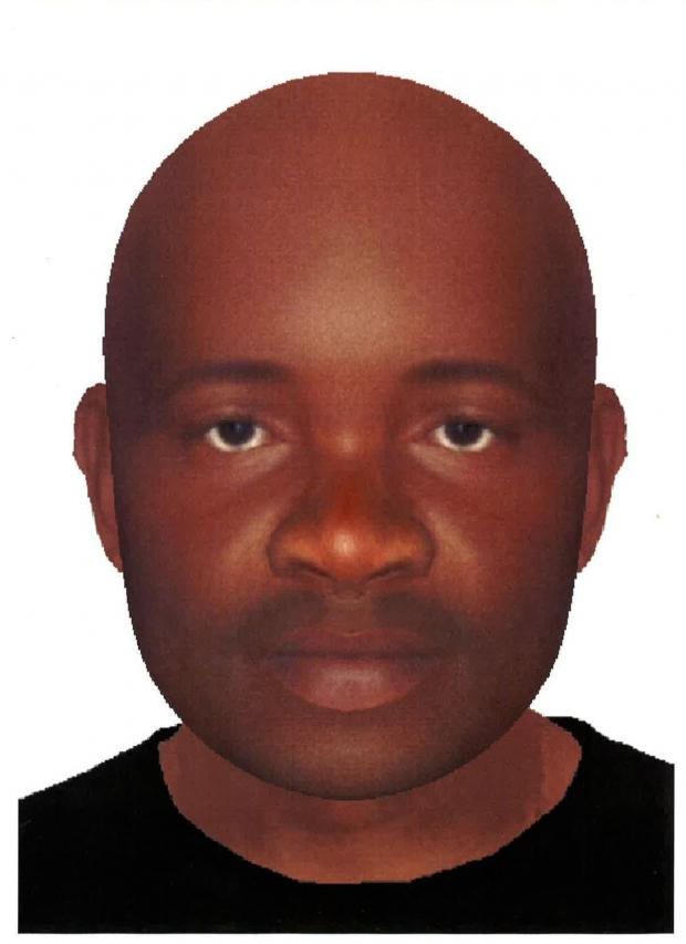This Is Local London: Police are still appealing for information about a man who looks this E-fit they released after the incident
