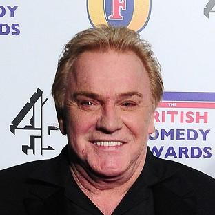 This Is Local London: Freddie Starr has been arrested over alleged sexual offences