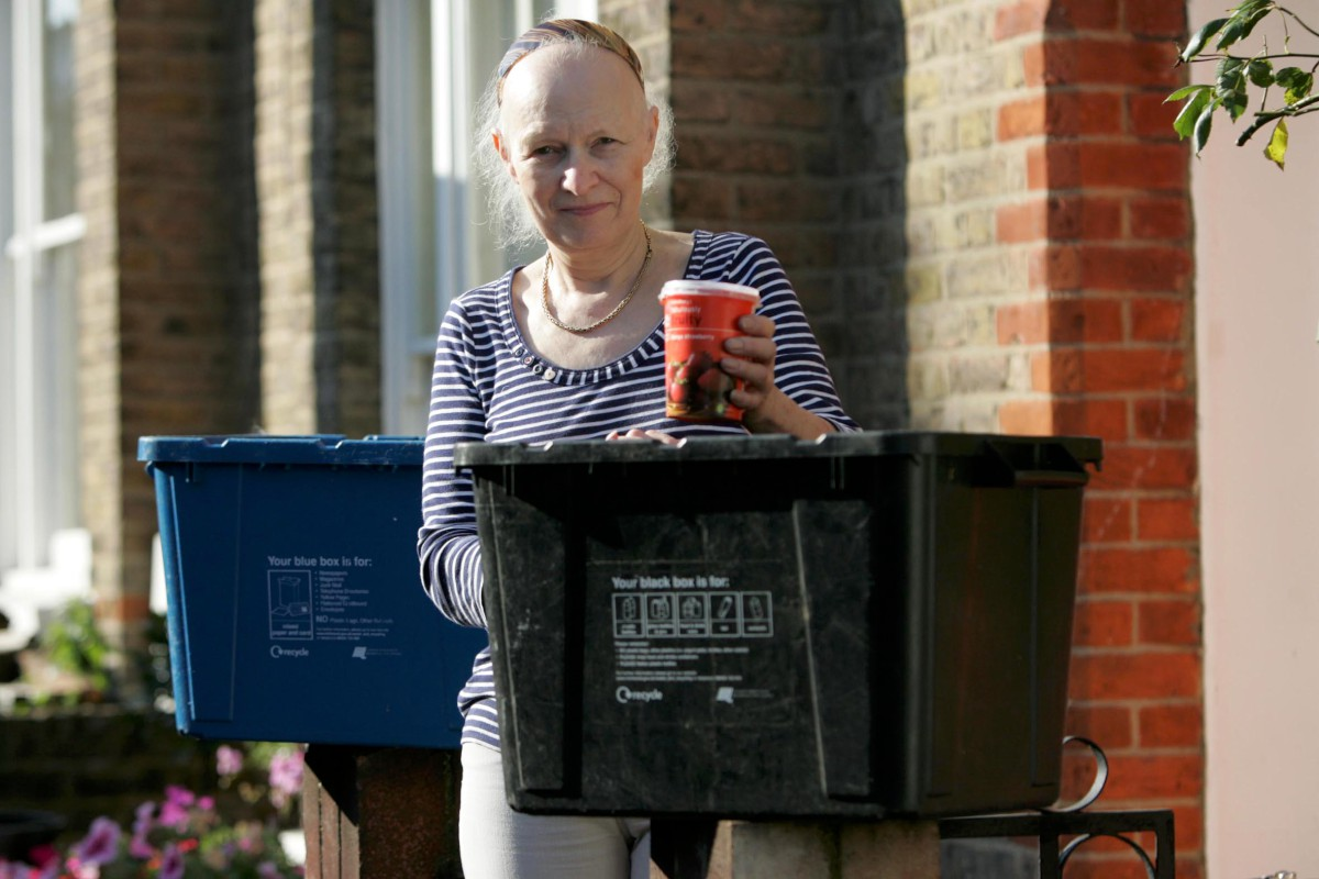 Waste of paper? Councillor Pamela Fleming questioned the statistics