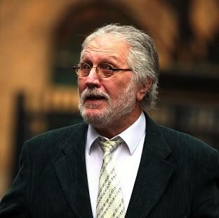 DJ Dave Lee Travis was back in court in London