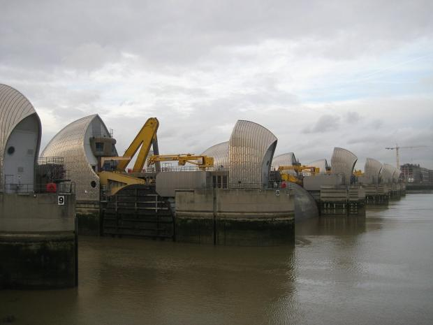 This Is Local London: Behind the scenes at the Thames Barrier
