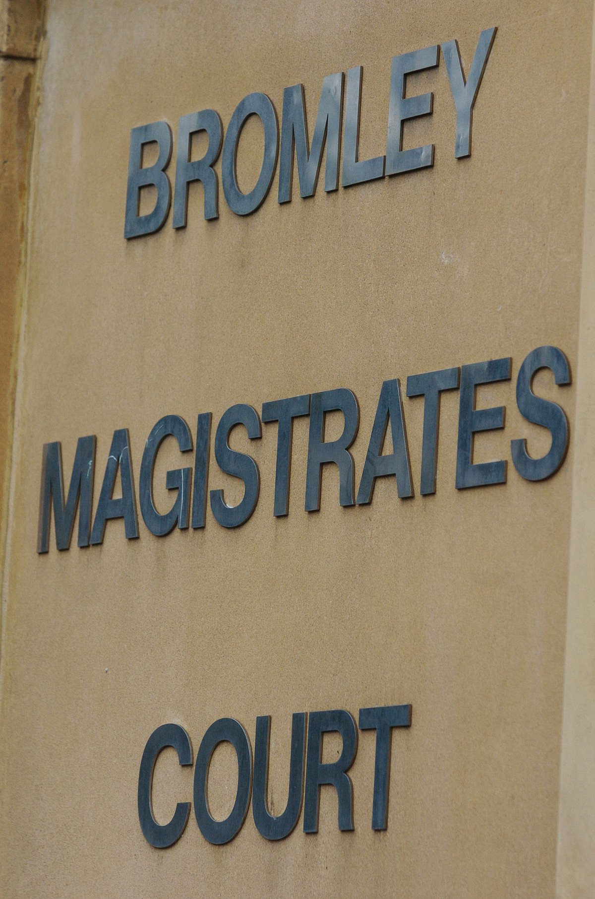 Lemeail Griffith pleaded guilty at Bromley Magistrates' Court.
