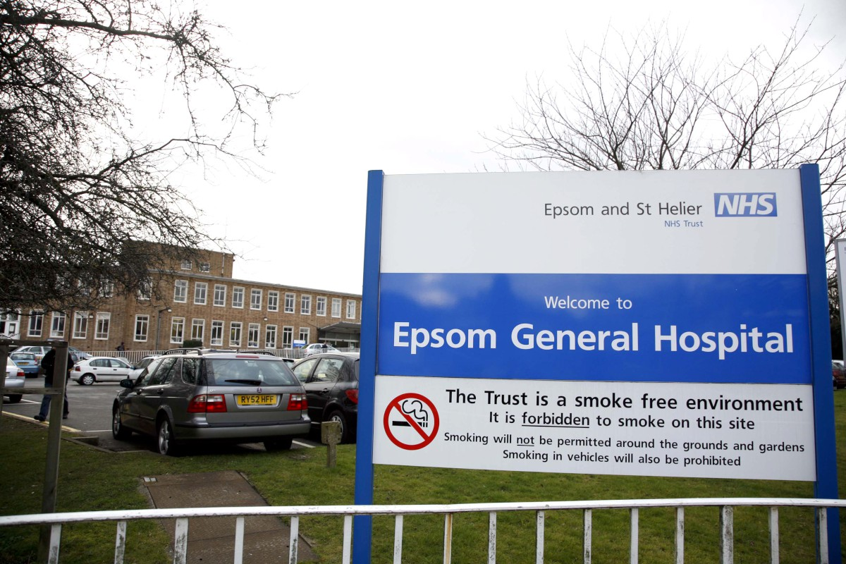 Epsom and St Helier hospitals have seen a spike in A&E attendances during Easter