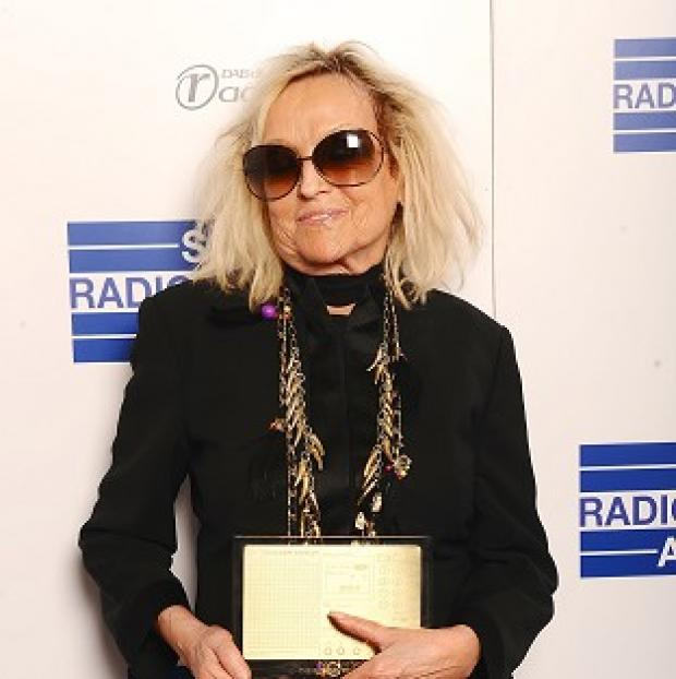 This Is Local London: Annie Nightingale is helping to celebrate International Women's Day