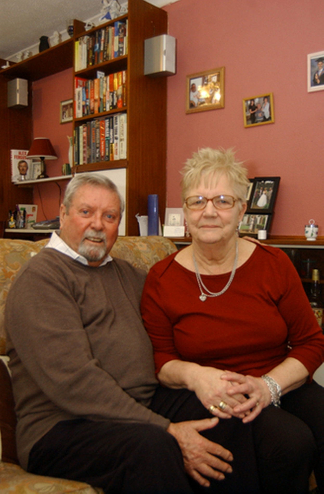 News Shopper Two's Company helps couple find love