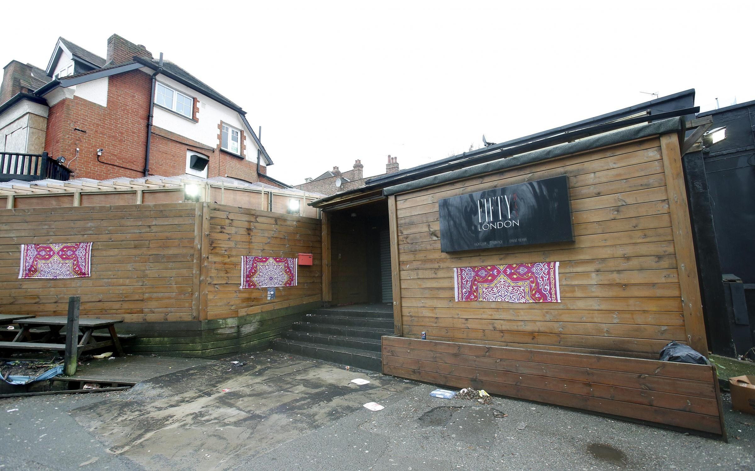 Club 56 in Muswell Hill had its licence revoked after a series of serious brawls happened there and might have to close for good