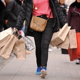 This Is Local London: Retail sales leapt 2.6% during December