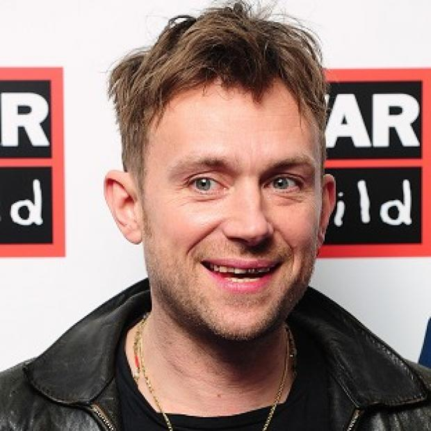 This Is Local London: Damon Albarn is to release his first solo album, Everyday Robots, on April 28