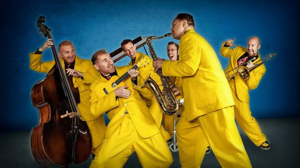 This Is Local London: The Jive Aces