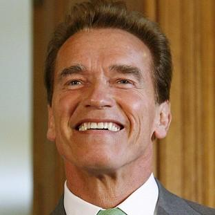Arnold Schwarzenegger has been raising money for after-school clubs in the US