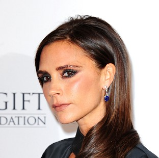 Victoria Beckham put herself through a gruelling workout
