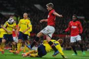 Darren Fletcher looks set to leave Old Trafford: Action Images
