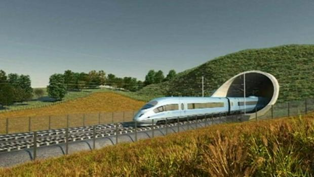 This Is Local London: Ruling: Ealing is working for a tunnel under the borough for HS2